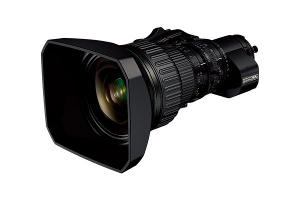 [photo] 4K portable lens model UA24x7.8BERD