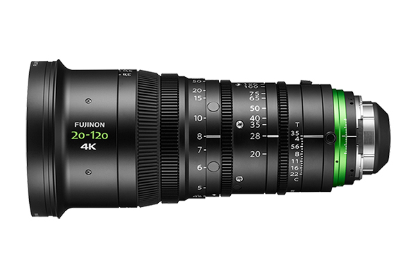 [photo] XK20-120mm T3.5 zoom lens