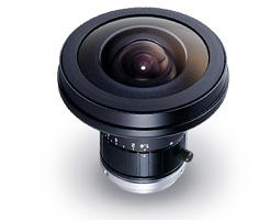 [photo] FE185C057HA-1 super wide-angle fisheye lens standing upright