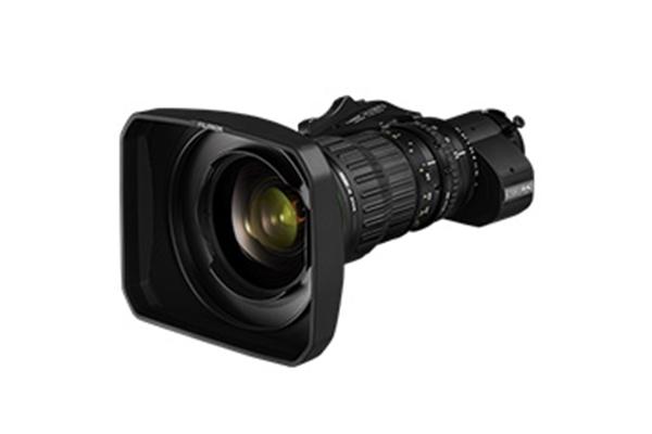[photo] 4K portable lens model UA18x5.5BE