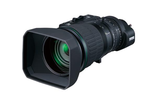 [photo] 4K portable lens model UA46x9.5BERD