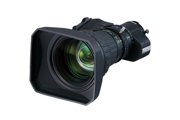 [photo] 4K portable lens model UA23x7.6BERD