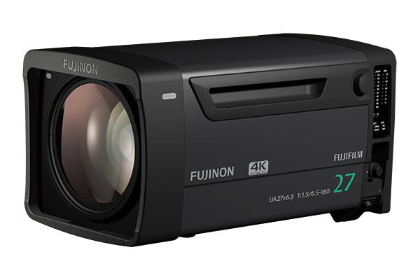 [photo] 4k Studio / Field lens model UA27x6.5BESM