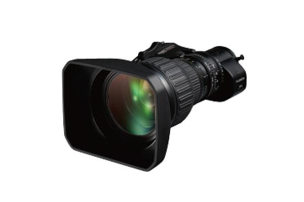 [photo] 4K portable lens model UA22x8BERD