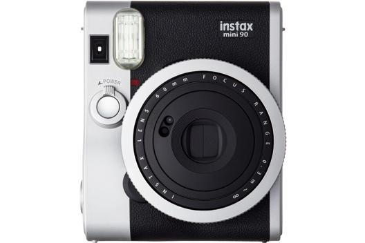 [photo] Instax Mini 90 camera in black