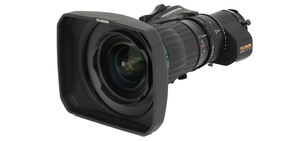 [photo] 2/3 inch HD ENG lens model HA14×4.5BERM / BERD