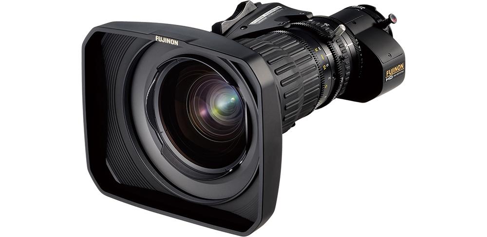 [photo] 2/3 inch HD ENG lens model HA18x5.5BERM / BERD