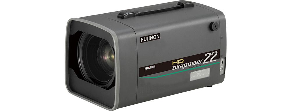 [photo] 2/3 inch Studio / Field Box lens model XA22x7BES
