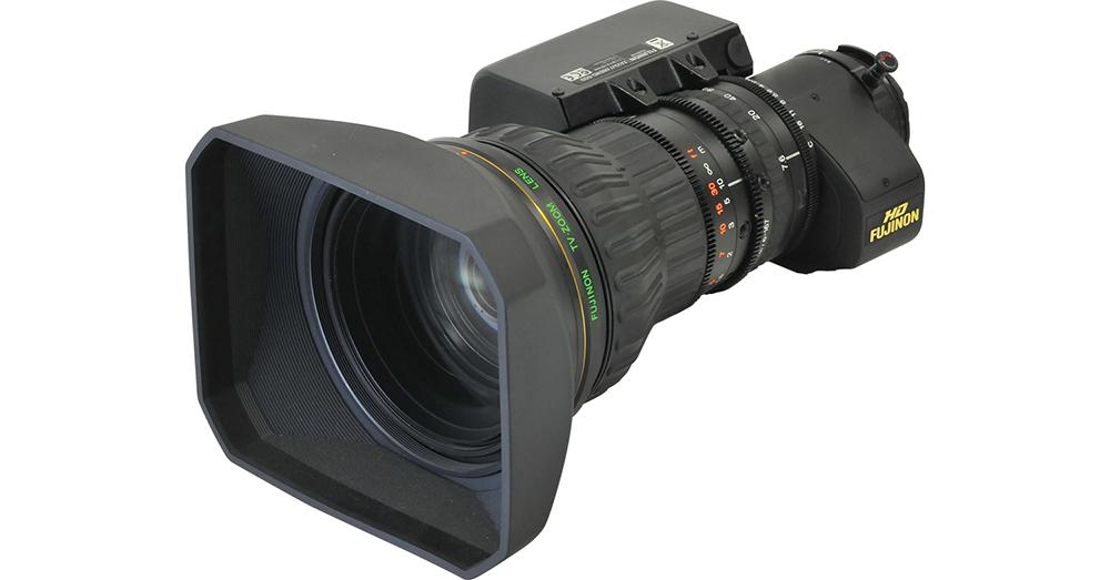 [photo] Remote Control lens model ZA22x7.6BMD
