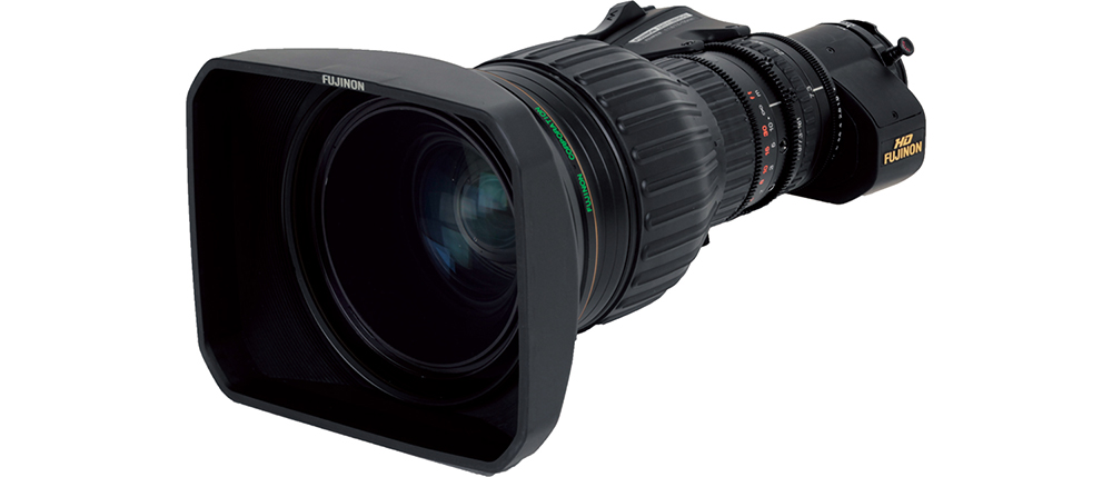 [photo] 2/3 inch HD ENG lens model HA22×7.3BERD