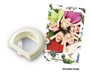 Image of Close-Up Lens Attachment and photo of happy kids