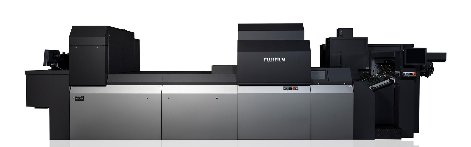J Press 750S Inkjet Press