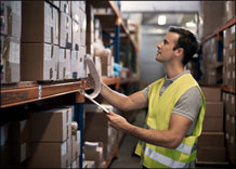 Part and Logistic Inventory and Replacement