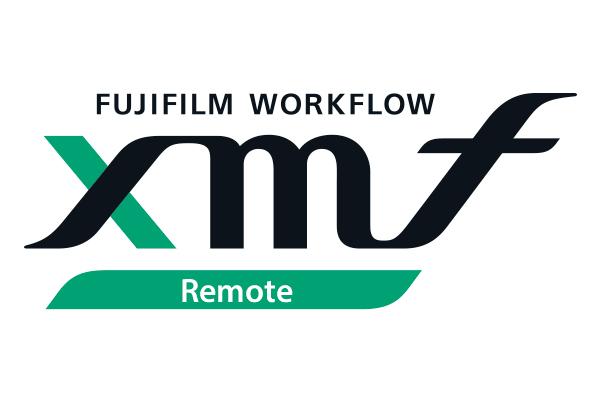 [logo] FUJIFILM WORKFLOW XMF Remote