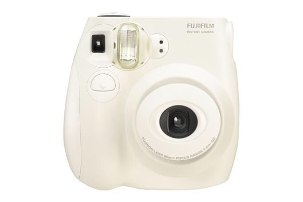 White Mini 7S camera