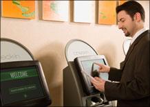 Automated Kiosk Installation