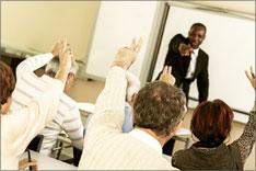 Teaching Field Service Class