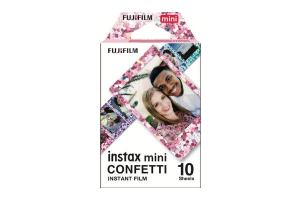 INSTAX Mini Confetti Film box