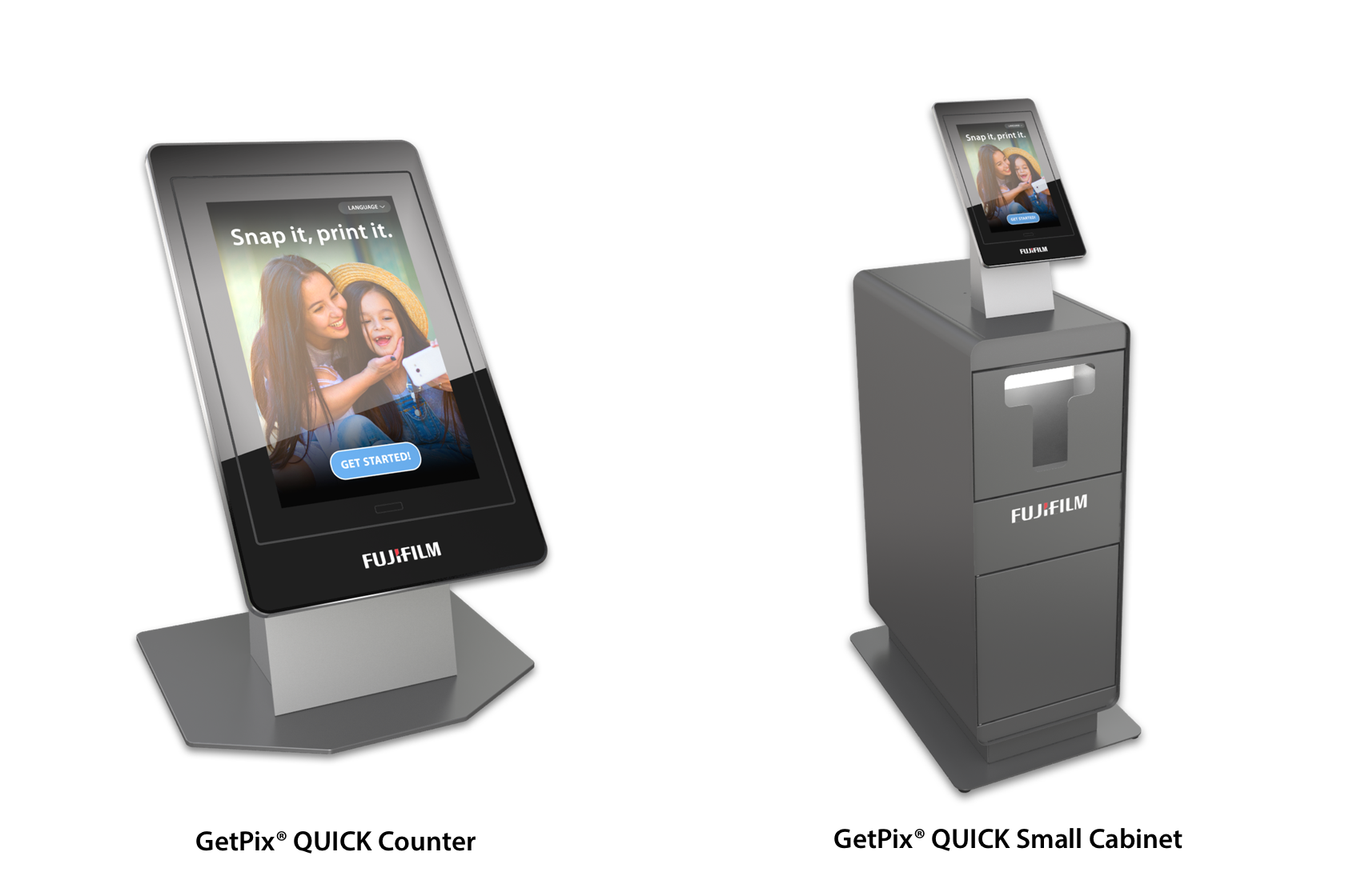 GetPix® Quick Kiosk