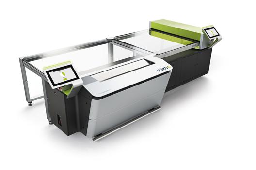 [photo] Flexo ctp printing machine