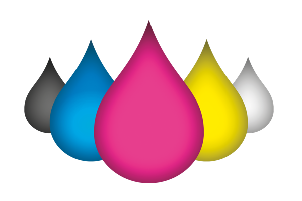 Color+ Solvent Inkjet Inks