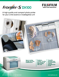 Forensics Sell Sheet image