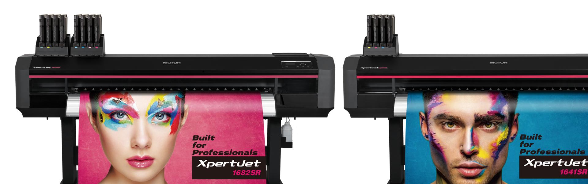 Mutoh Valuejet printing photographs