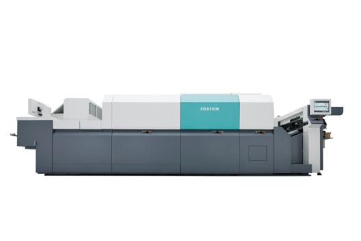 J Press 720S Inkjet Press