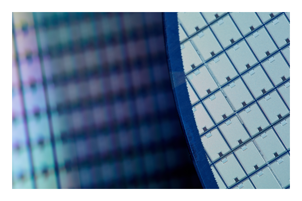 Macro Silicon Wafer