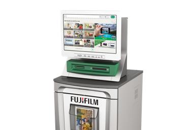 Frontier-S DX100 GetPix Print Station