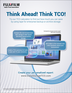 Think Ahead! Think TCO!