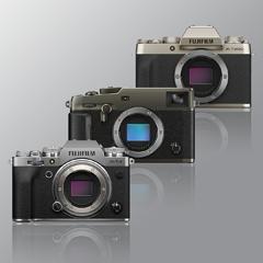 Three X Series Camera
