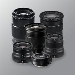 X Series Lenses
