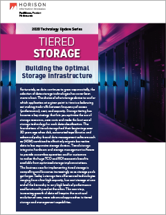 Building the Optimal Storage Infrastructure