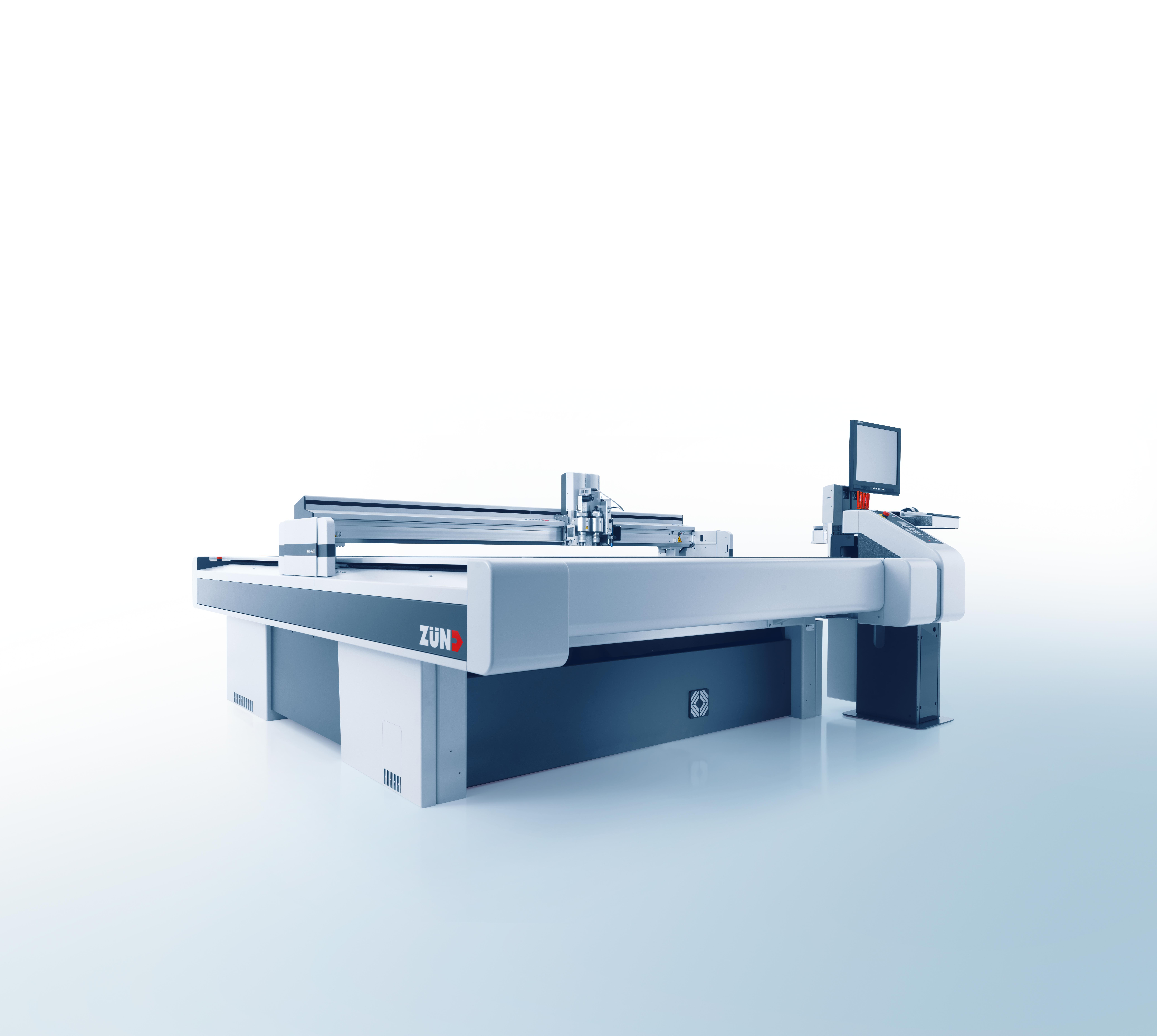 Zünd Digital Cutting Systems