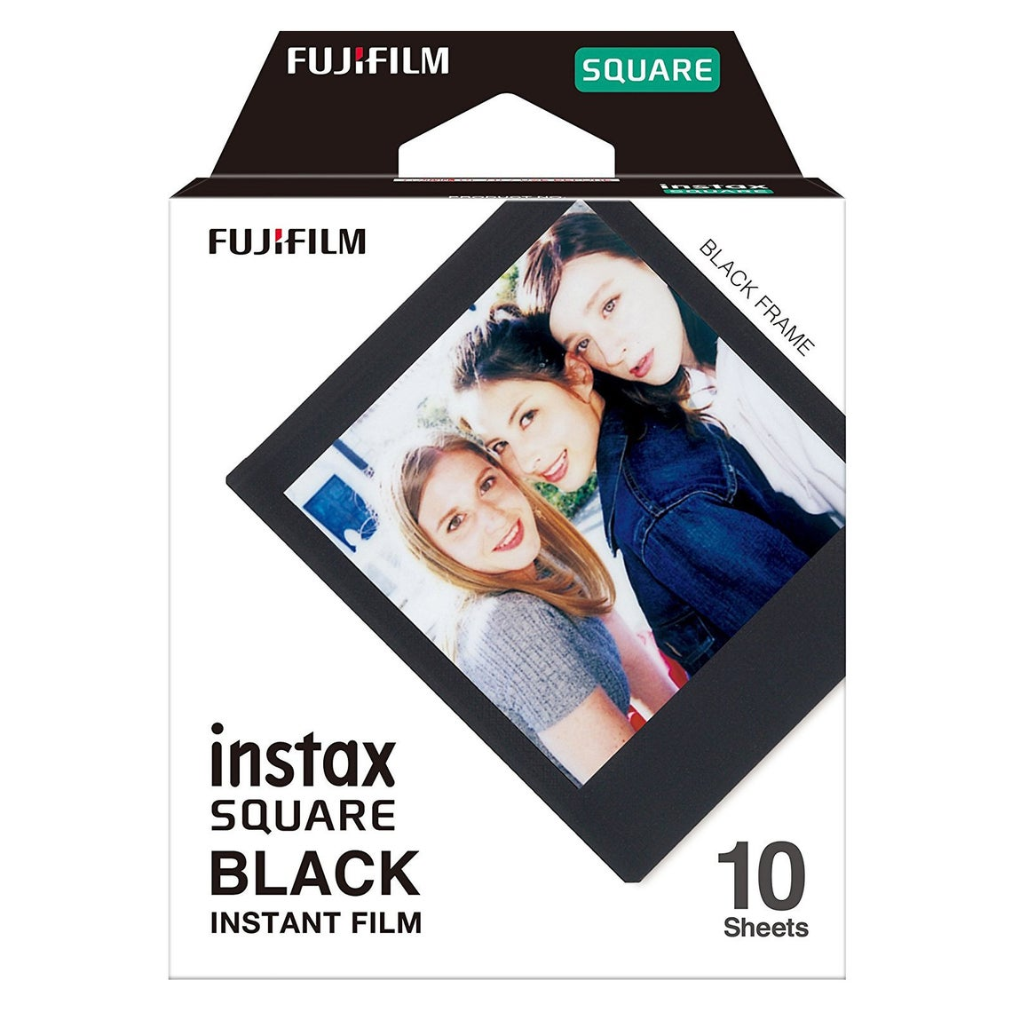 INSTAX SQUARE Black Box