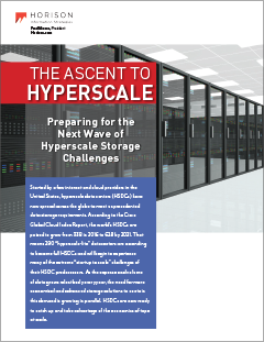 Hyperscale - Preparing for the Next Wave of Hyperscale Storage Challenges