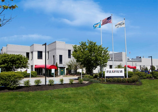Reception building of FFIC Inc.