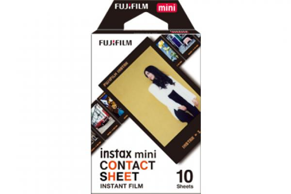 Instax Mini Contact Sheet Film