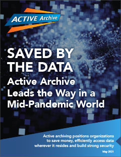 Active Archive Alliance 2021 Stateof the Industry
