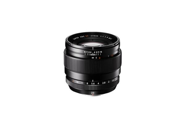 Image of XF23mmF1.4 R lens