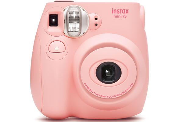 Pink Mini 7S camera
