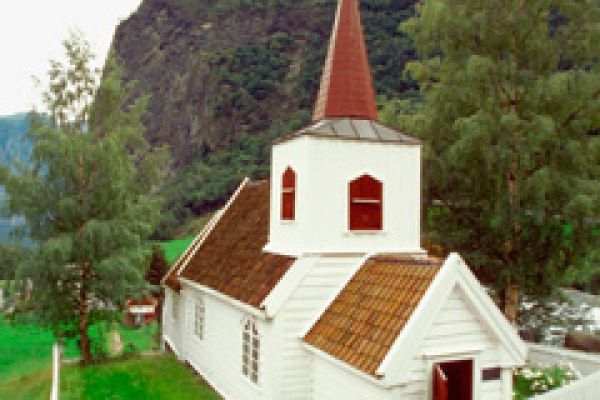 Vinyl Banner Matte 15 Church