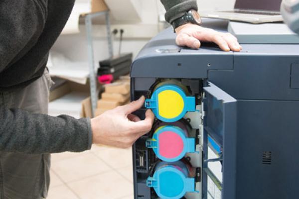 Printer Maintenance Banner