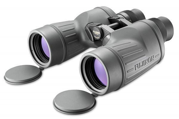 Black Polaris Binoculars