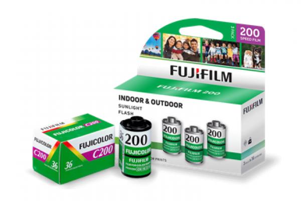 FUJICOLOR C200 Film