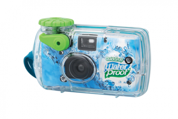 QuickSnap Waterproof Camera