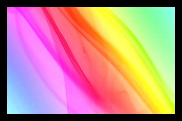 Rainbow Pattern