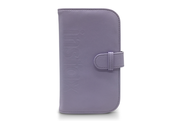 Lilac mini wallet