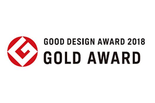 [Logo]GOOD DESIGN AWARD 2018